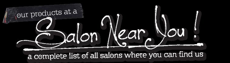 Find a Susan Henry Naturals Salon Near You!